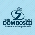 Logo da emissora R�dio Dom Bosco 96.1 FM