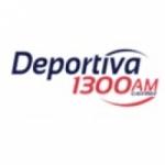 Logo da emissora Radio Deportiva 1300 AM