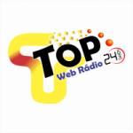 Logo da emissora Top Web R�dio