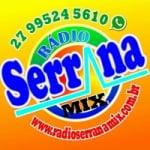 Logo da emissora Rádio Serrana Mix