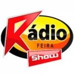 Logo da emissora R�dio Feira Show