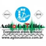 Logo da emissora Web Rádio Agito Católico