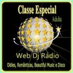 Logo da emissora Classe Especial