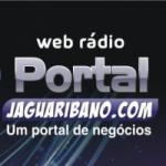 Logo da emissora Webrádio Portal Jaguaribano