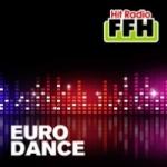 Logo da emissora FFH 105.9 FM Eurodance