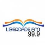 Logo da emissora Liberdade 99 FM