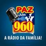 Logo da emissora Rádio Paz Palmas 960 AM