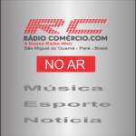 Logo da emissora Rádio Comércio