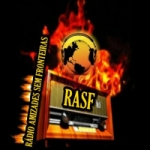 Logo da emissora Rádio Amizades Sem Fronteiras