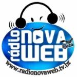 Logo da emissora Rádio e TV Nova Web
