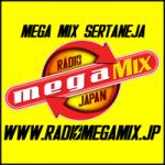 Logo da emissora R�dio Mega Mix Japan Sertaneja
