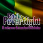 Logo da emissora Rádio Fever Night