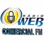 Logo da emissora Rádio Comercial FM