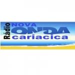 Logo da emissora Rádio Nova Onda Cariacica