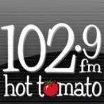 Logo da emissora Radio Hot Tomato 102.9 FM