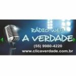 Logo da emissora Rádio Web A Verdade