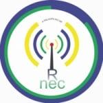 Logo da emissora Rnec