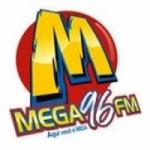 Logo da emissora R�dio Mega 96.1 FM