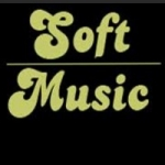 Logo da emissora Rádio Soft Music 105.9 FM