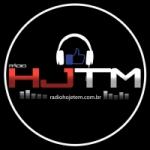 Logo da emissora Rádio Hojetem