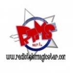 Logo da emissora Radio Tele Magic Star 98.7 FM