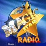 Logo da emissora Radio Magic Star 98.7 FM