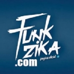 Logo da emissora Rádio Funk Zika