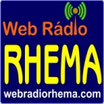 Logo da emissora Web Rádio Rhema