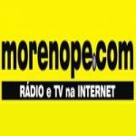 Logo da emissora Rádio Web Morenope