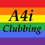 Logo da emissora A4i Clubbing Radio