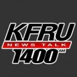 Logo da emissora Radio KFRU 1400 AM