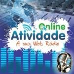 Logo da emissora Atividade Online