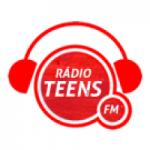 Logo da emissora Rádio Teens
