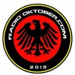 Logo da emissora Rádio Oktober