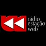 Logo da emissora Rádio Estação Web