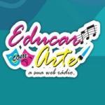 Logo da emissora Educar com Arte