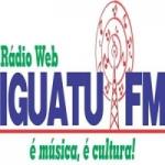 Logo da emissora Rádio Iguatu FM