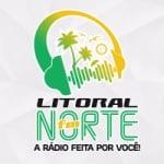 Logo da emissora Litoral Norte