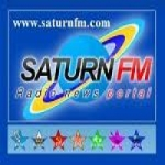 Logo da emissora Radio Saturn Intenational