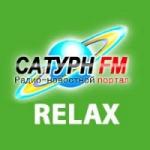 Logo da emissora Radio Saturn Relax