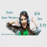 Logo da emissora R�dio Somos Adoradores