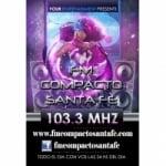 Logo da emissora Radio Compacto 103.3 FM