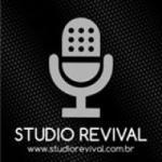 Logo da emissora Studio Revival