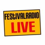 Logo da emissora Festival Radio Live