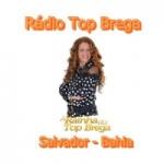 Logo da emissora R�dio Top Brega