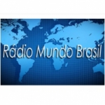 Logo da emissora Rádio Mundo Brasil