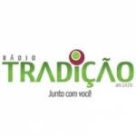 Logo da emissora Rádio Tradição 1470 AM