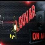 Logo da emissora Rádio Louvar