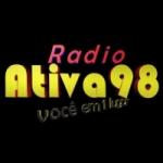 Logo da emissora Ativa FM