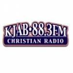 Logo da emissora Radio KJAB 88.3 FM